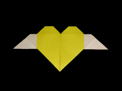 origami-heart-with-wings-Step 10