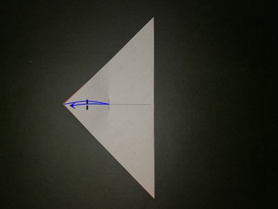 origami-hen-Step 4
