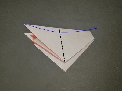 origami-hen-Step 17