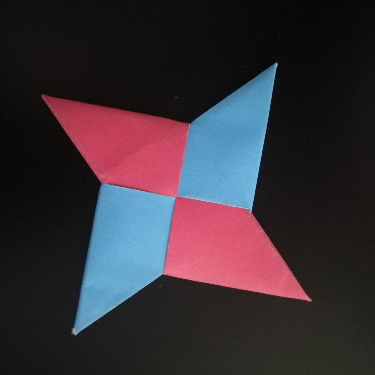 Origami Ninja Star Instructions | 1200x1200