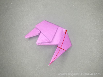 origami-paper-elephant-Step 17-2