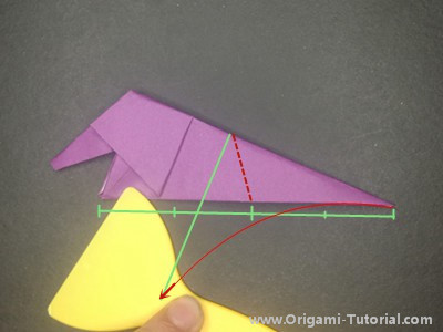 origami-paper-elephant-Step 17