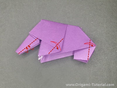 origami-paper-elephant-Step 20