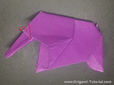 origami-paper-elephant-Step 25