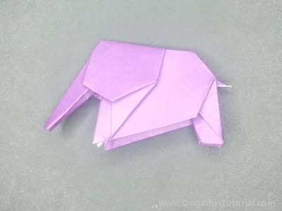origami-paper-elephant-Step 26-2