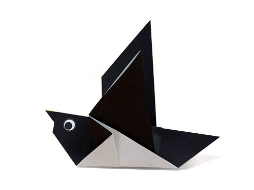origami-paper-swallow