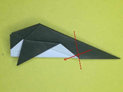 origami-penguin-Step 7