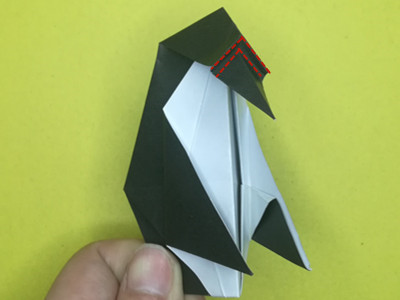 origami-penguin-Step 9-2