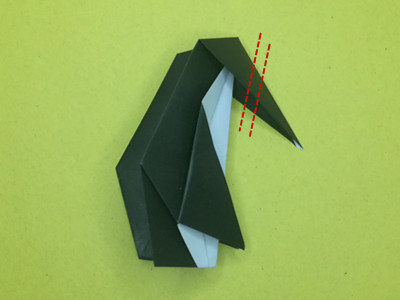 origami-penguin-Step 9