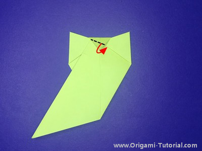 origami-sitting-cat-Step 12-2