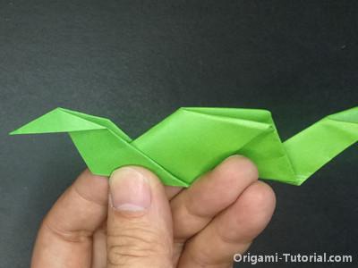 origami lucky star bracelet10-3
