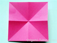 Origami-Tropical-Fish-Step 1