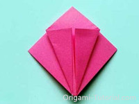 Origami-Tropical-Fish-Step 3
