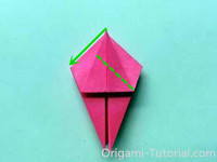 Origami-Tropical-Fish-Step 9-1