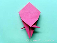 Origami-Tropical-Fish-Step 13