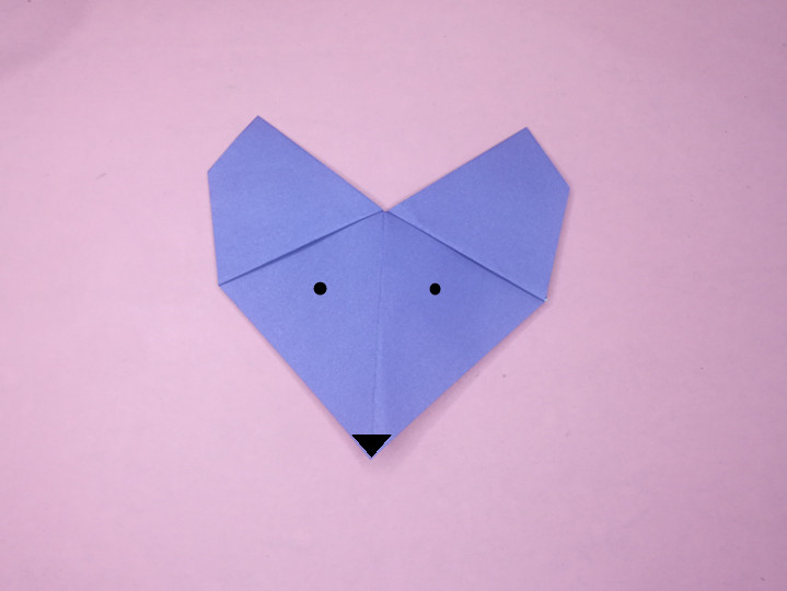 Image result for construction paper cat face | Puppets, Paper ... | 540x719