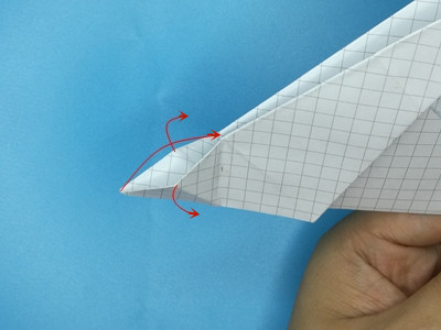 sky-king-paper-airplane-Step 10