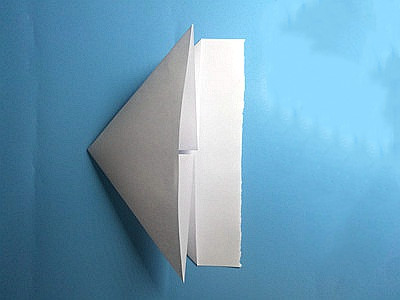 How to make a walkalong glider paper airplane