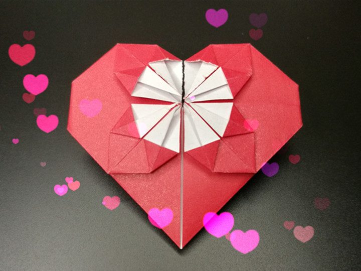 origami-heart-with-flower