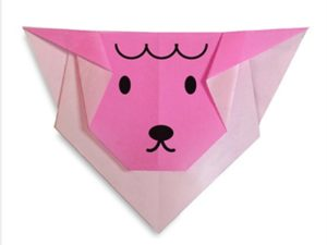 easy-origami-goat-face
