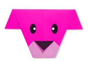 easy-origami-puppy-face