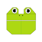 origami-frog-face