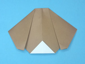 origami-puppy-face